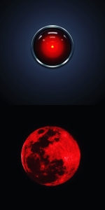 HAL and Moon